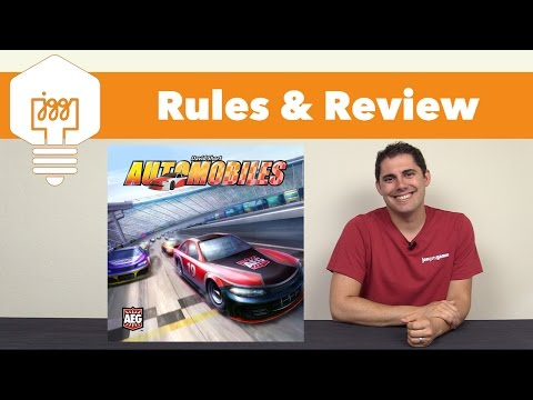 JonGetsGames - Automobiles Review