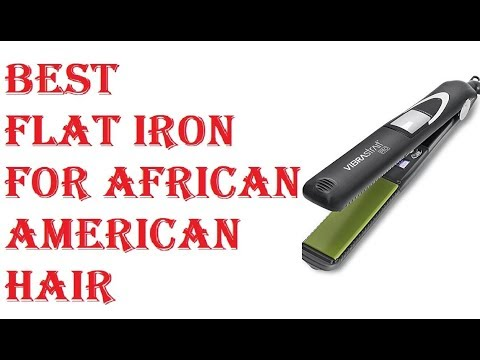 Best Flat Iron For African American Hair 2019
