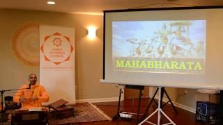 Karuna Gauranga Das: Mahabharata discourse (part 3)
