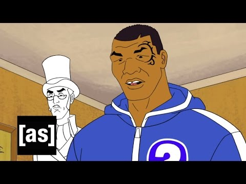 Mike Tyson Mysteries 2.02 Clip 'No Shoe Household'