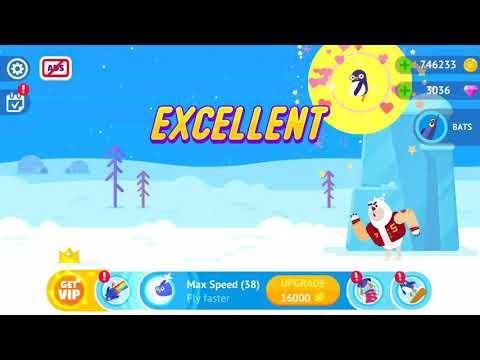 Bouncemasters New Bats Amazing Kick The Flying Penguin Mobile