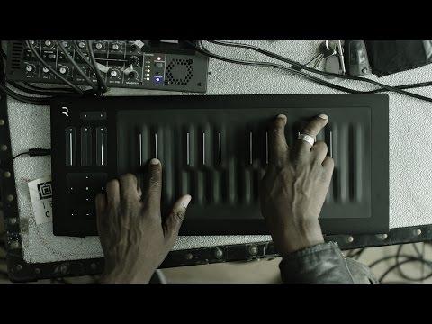 ROLI Seaboard Rise 25 USB/MIDI keyboard