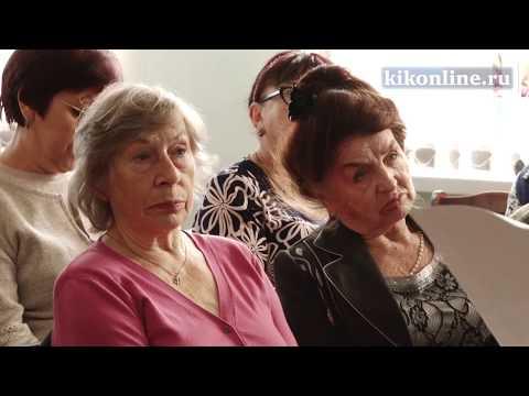 Встреча С.Руденко с ветеранами