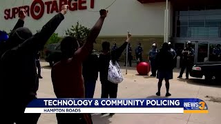 Technology and community policing