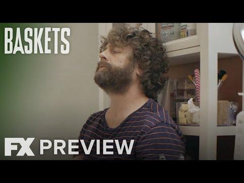 Baskets Season 3 Teaser 'Monocycle'