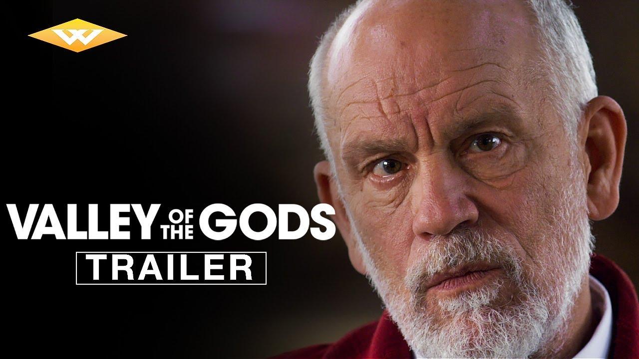 Трейлер научно-фантастической драмы «Долина богов»