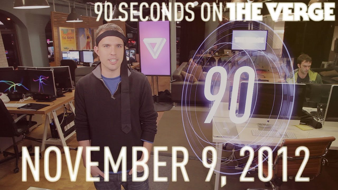 Apple vs. Samsung, Medal of Honor, and Lunar bases - 90 Seconds on The Verge thumbnail