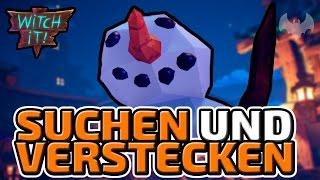 SUCHEN UND VERSTECKEN - ♠ WITCH IT #001 ♠ - Deutsch German - Dhalucard