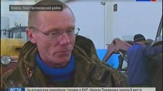 Ремонт сельхозтехники в Приамурье идет с опережением графика