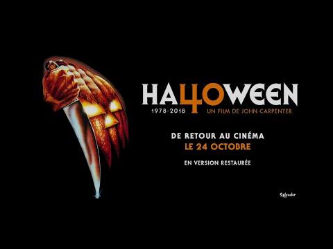 Halloween, la Nuit des masques - Bande annonce 40ème anniversaire HD VOST