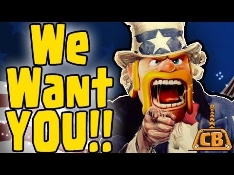 WE WANT YOU!! - Mad RaM Recruiting + War Recap - Clash of Clans - Best War Attacks - War Clan