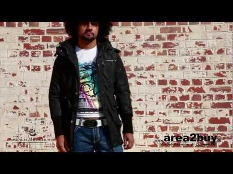 area2buy.de Dreimaster Jacke D-35130180 Grau HD Video