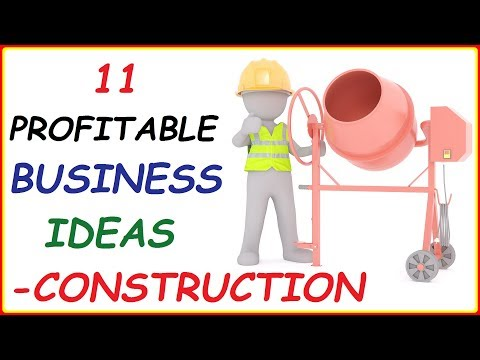 , title : 'Top 11 Construction Business Ideas ( Profitable Civil Engineering Business Ideas to Make Money)