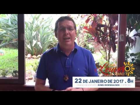 XXVI Louvor de Verão | Convite de Ironi Spuldaro