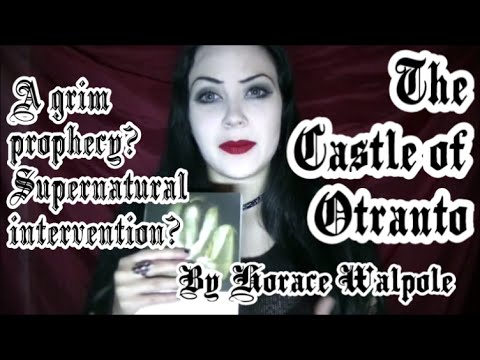 Goth Book Reviews: The Castle of Otranto by Horace Walpole