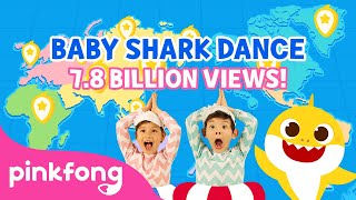 [Watch Now] Baby Shark Dance 7.8 Billion Views Special   Most Viewed Video on YouTube