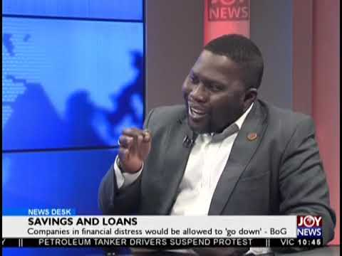 Business Desk on JoyNews (25-9-18)