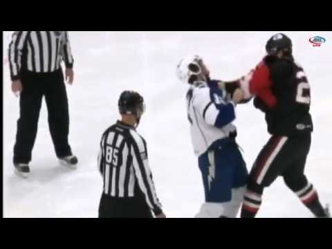 Matthew Corrente vs. David Dziurzynski