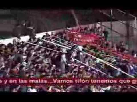 """""""yo te quiero paternal"""" Barra: Los Ninjas • Club: Argentinos Juniors • País: Argentina"""