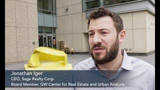 video - GW Real Estate Student Investment Fund Pitch Day