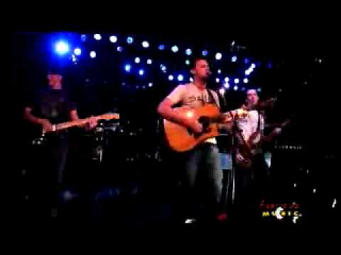 Brooks Wood Band - Better Times - Live on Fearless Music