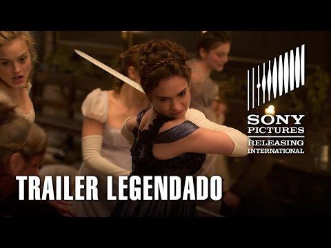 Orgulho, Preconceito e Zumbis | trailer legendado | 04 de fevereiro nos cinemas