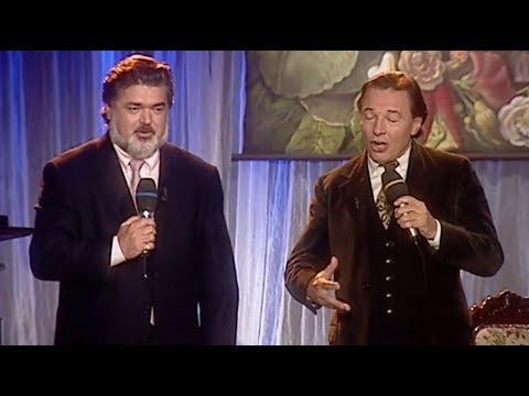 Peter Dvorský & Karel Gott - Vivere! (live) Na kus řeči 2002