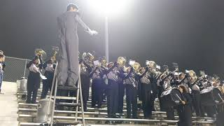 """Tom C. Clark Mighty Cougar Band - """"Time Warp"""" 11/8/18"""