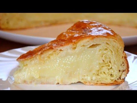 ✧ ПИРОГ ФЫТЫР ВКУСНЕЙШАЯ ЕГИПЕТСКАЯ СЛАДОСТЬ ✧ Fytyr Egyptian pie with custard ✧ Марьяна