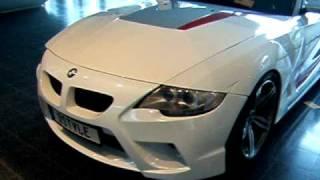 Custom BMW Z4 & Evo VIII Japo Motorsport
