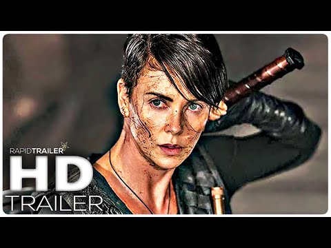 The Old Guard Trailer 2 Starring Charlize Theron