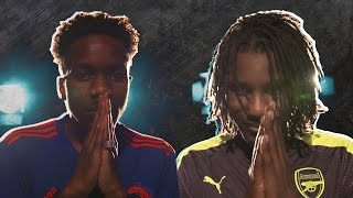 Tinchy Stryder & Wretch 32 Pick Their Combined Man United V Arsenal XI