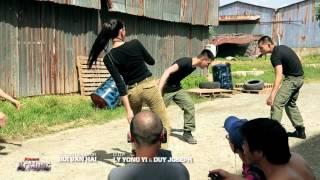 Making MV Ác Mộng- #2 365 Đánh Võ Thuật - 365daband [Official HD]