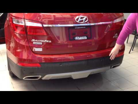 2014 Hyundai Santa Fe, Grande Prairie Hyundai, www.gpautogroup.com
