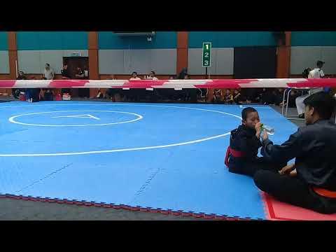 01 Putra Kelas B Muhd Fazli FMS vs Mohd Husin Warung Wangsa