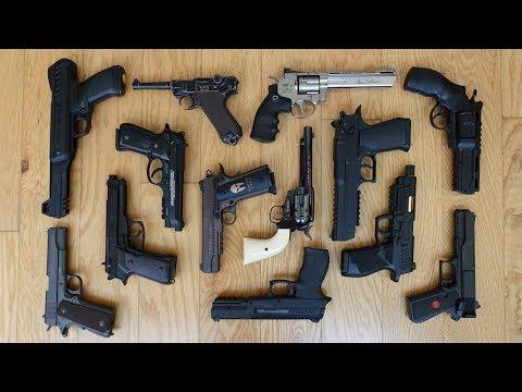 ¿Cuál es la Mejor Pistola de Balines?