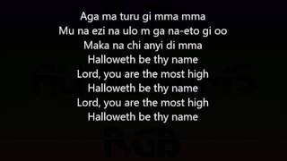 Flavour   Most High Ft Semah G. (Lyrics)