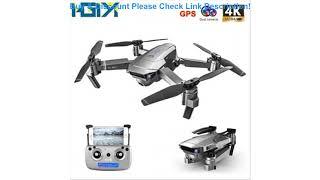 Deal HGIYI SG907 SG901 GPS Drone 1080P 4K HD Dual Camera Optical Flow WIFI FPV Professional RC Dron