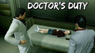 Yakuza Kiwami - Substories: Doctor's Duty