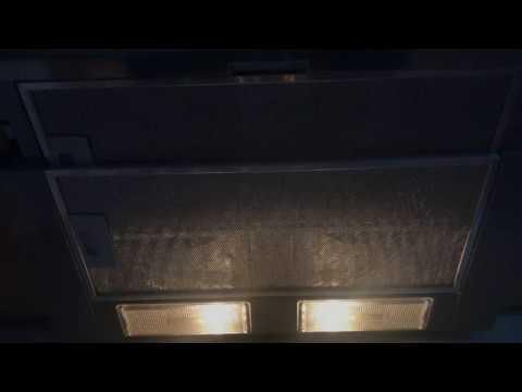 Entspannung Ablüften Entspannungshaube Impressionen Dunstabzugshaube AEG Dunstabzug cooker hood ASMR