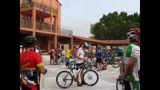 preview picture of video 'VII PEDALADA BTT POLINYÀ'