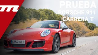 Porsche 911 Carrera T, lo probamos en este vídeo