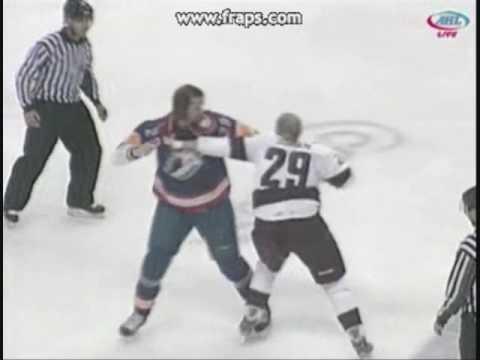 Brandon Sugden vs. Mitch Fritz