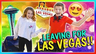 WE ARE TAKING THE KIDS TO VEGAS!   We Are The Davises