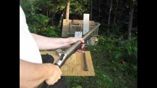 Collapsible Shotgun 410 / 45 colt / 12 Ga. NEF Survivor Tamer