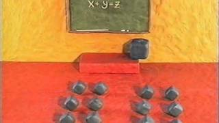 Школа шарики и кубики
