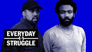 Everyday Struggle - Kanye Says Black Fans Won't Leave Him, 'This Is America' Controversy