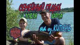 Ловля в ленинградской области сазана