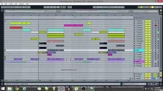 Ableton Remake - Martin Garrix & Tiesto - Only Way Is Up Remake