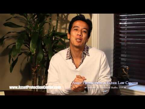 A Tip To Proper Asset Protection Planning - Patrick Phancao; Esq.